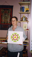 Click for a larger image of this yantra class photograph